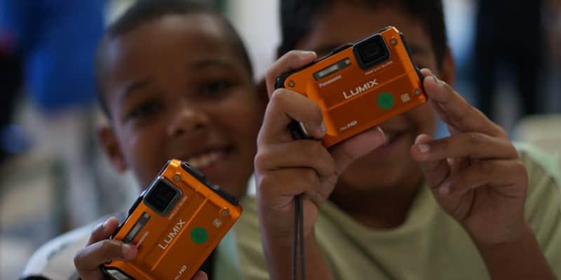 Projeto ensina alunos de escolas públicas a usar a fotografia para refletir sobre a realidade 1