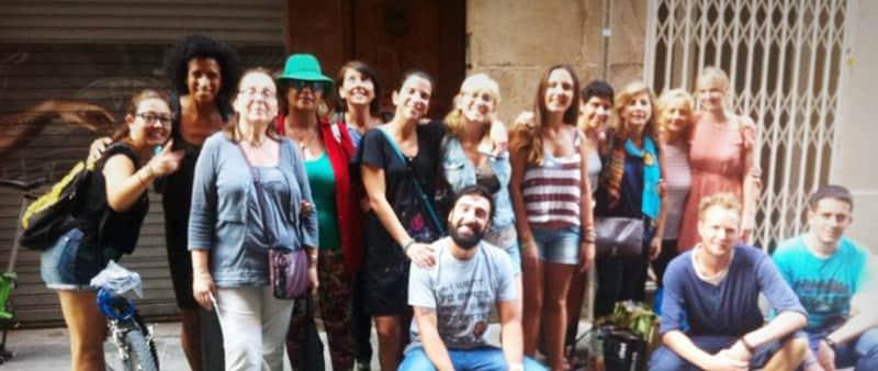 Projeto voluntário leva amor e comida aos moradores de rua de Barcelona 1