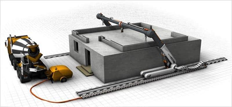 Professor universitário cria uma impressora 3D que constrói uma casa em menos de 24 horas 3