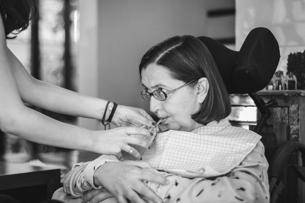 Projeto registra o cotidiano de sobrevivente de AVC e prova que a vida não está no fim 6