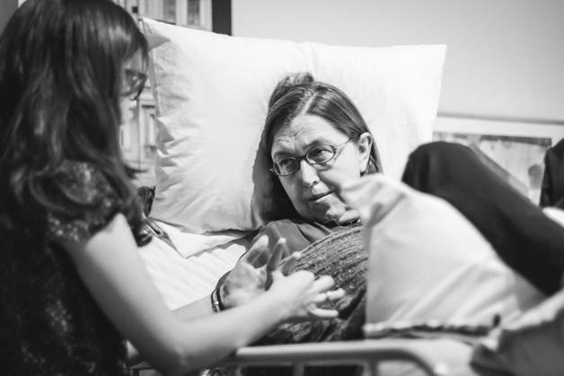 Projeto registra o cotidiano de sobrevivente de AVC e prova que a vida não está no fim 8