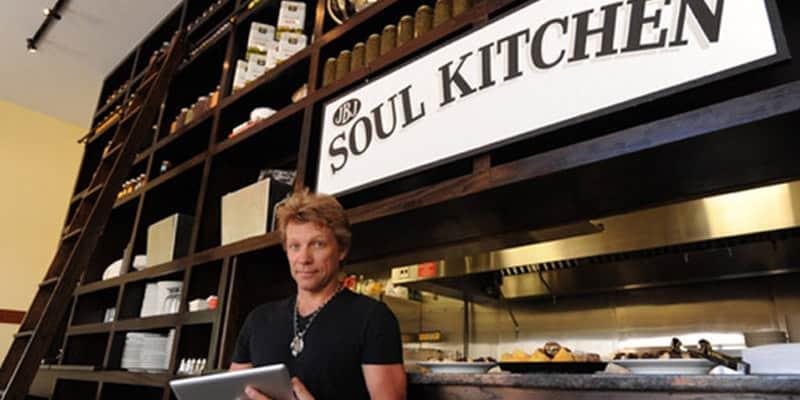 Bon Jovi cria restaurante comunitário sem preço que ajuda pessoas em necessidade 3