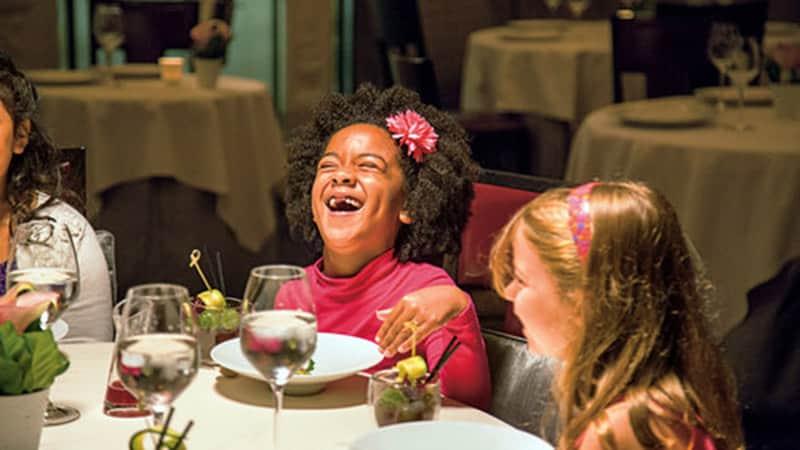 As reações de crianças do Brooklin ao jantarem em um dos restaurantes mais chiques de Nova York 1
