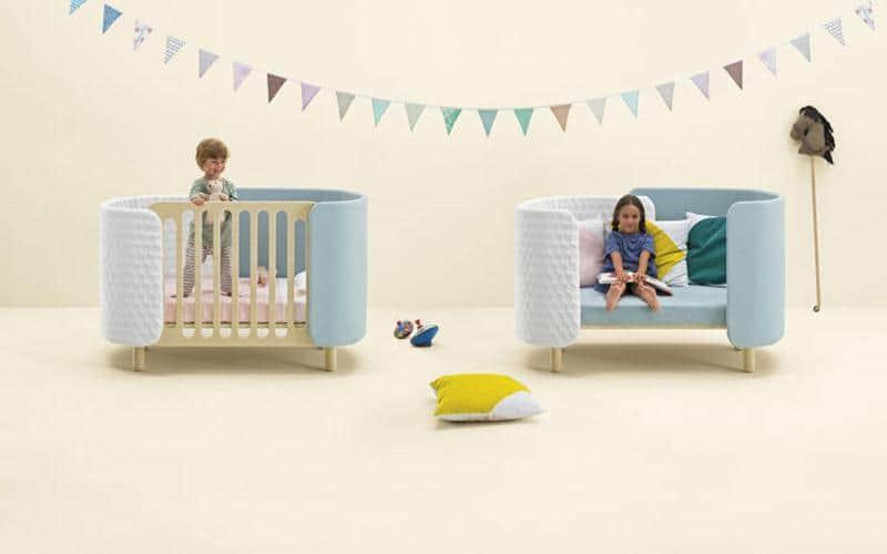 """Uma linha de mobília inovadora que """"cresce"""" junto com seu filho 1"""