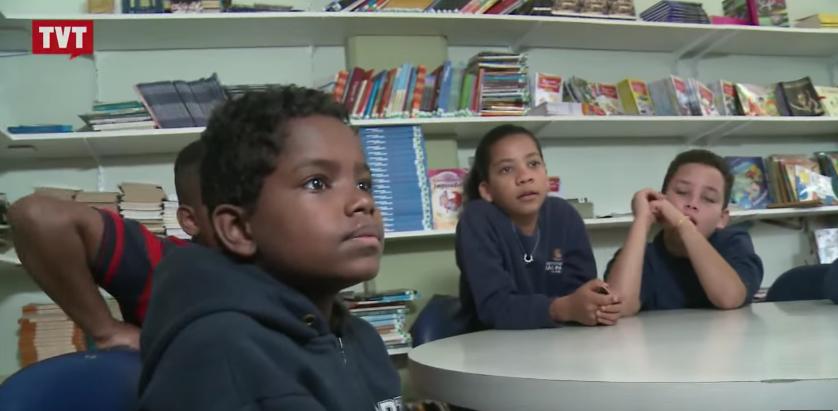 Menino de 10 anos dá uma aula de cidadania contra o racismo 1