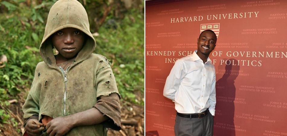 Criado nos lixões, morador de rua entra na Universidade de Harvard 1