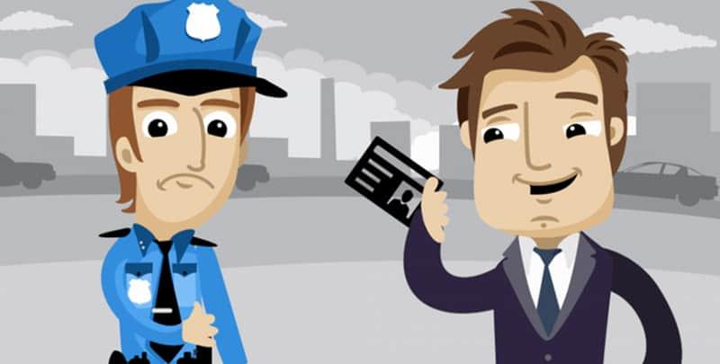 Projeto de Lei do Romário torna crime a famosa carteirada 1