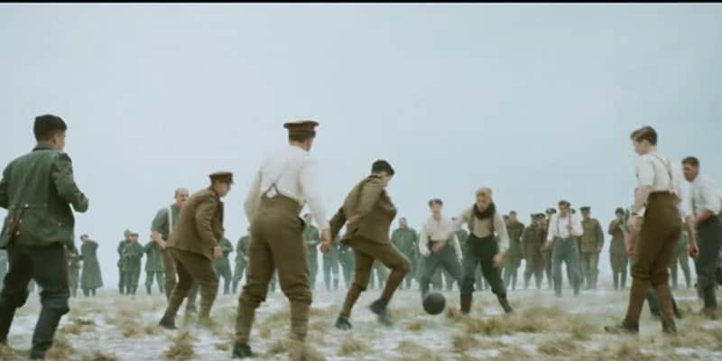 Vídeo mostra fato real de uma trégua entre soldados na 1ª Guerra Mundial em nome do Natal 1