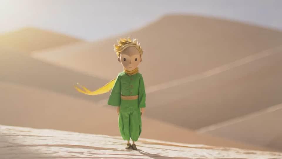 """Volte a ser criança com o trailer da animação do """"Pequeno Príncipe 3"""