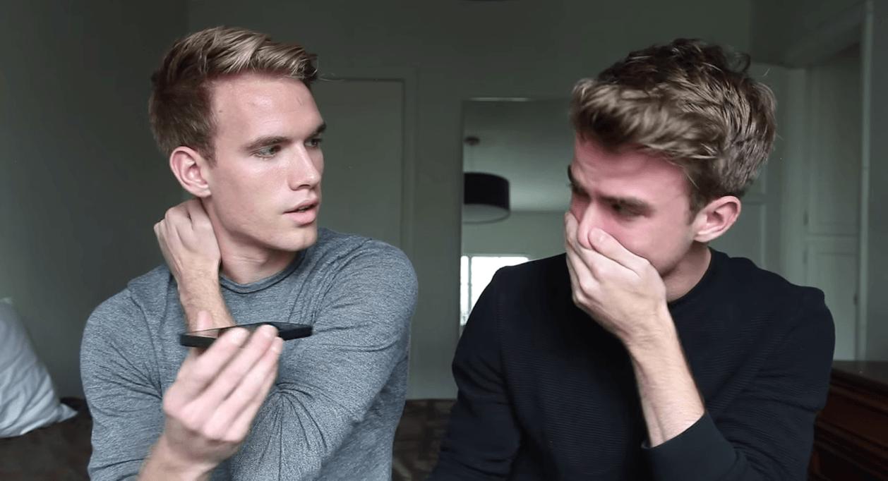 Gêmeos americanos ligam para o pai para dizer que são gays e a reação dele foi sensacional 2