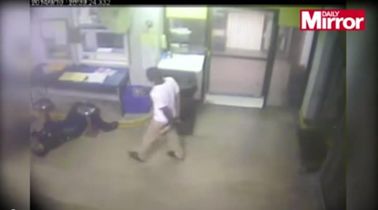 Jovem preso salva vida de policial que teve ataque cardíaco na prisão 3