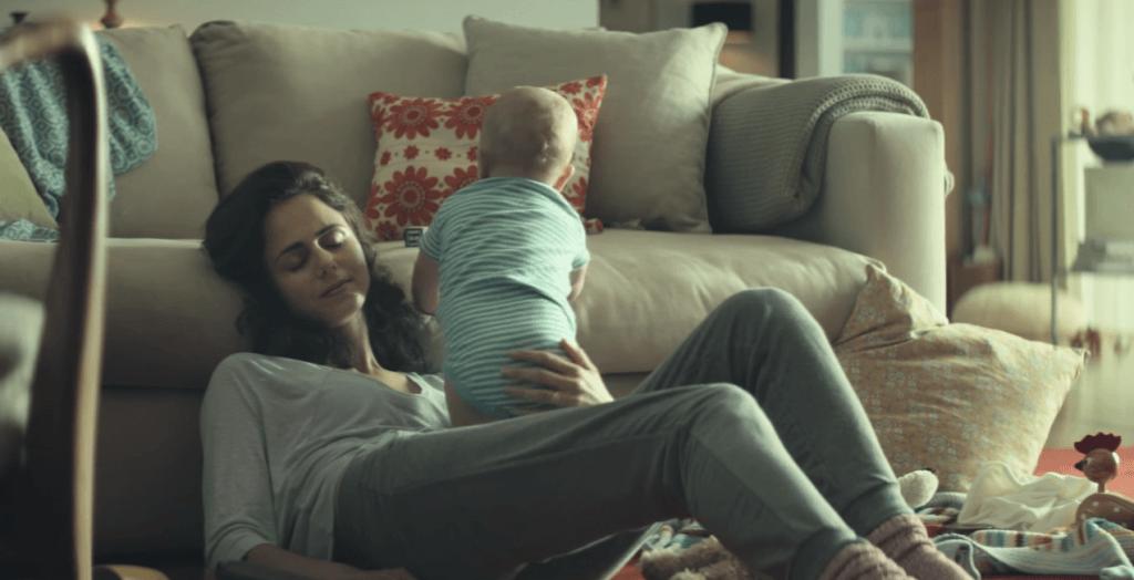 Dove mostra que não existem mães perfeitas, apenas mães reais