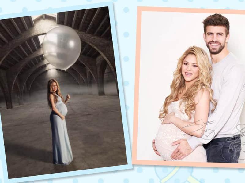 Shakira e Piqué fazem Chá de Bebê para arrecadar doações a bebês carentes 3