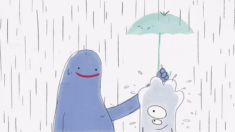 Animação simpática mostra situações que fazem parte do cotidiano dos amigos 5