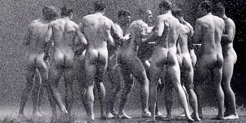 Equipe de remo britânica lança novo calendário com atletas sem roupa em combate à homofobia 3
