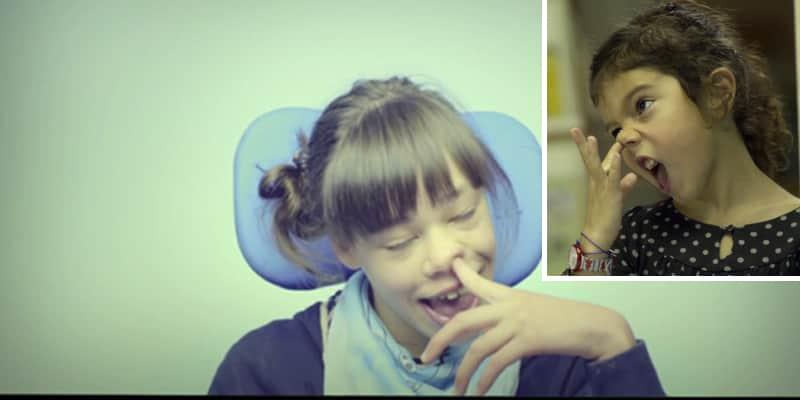Experimento mostra a deficiência vista pelos olhos das crianças 1