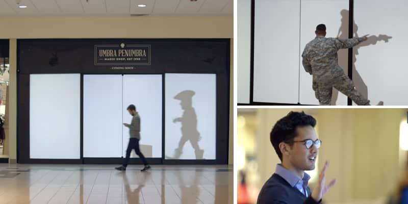 Disney transforma sombra de pessoas nas dos seus personagens prediletos 1