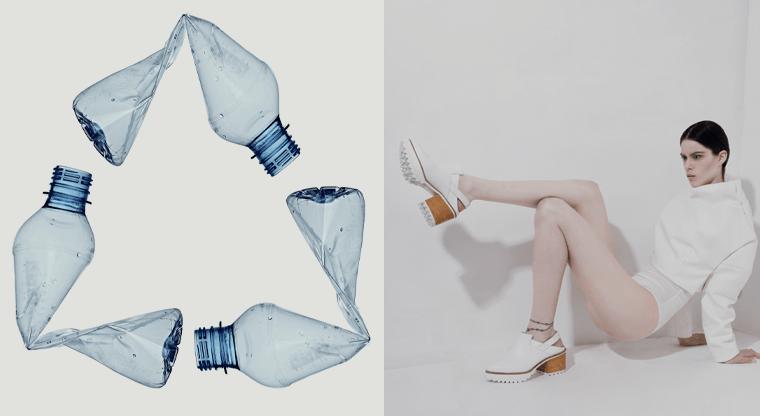 Marca de calçados do Uruguai aceita garrafas plásticas como forma de pagamento 1