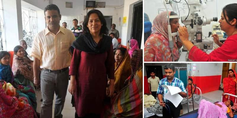 Casal de médicos abre hospital barato na Índia com consultas por 10 reais 1