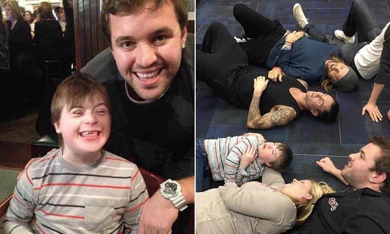 Uma criança de 10 anos com Síndrome de Down teve um ataque de pânico ao conhecer o Maroon 5, e a reação deles ensinou a todos sobre empatia 4
