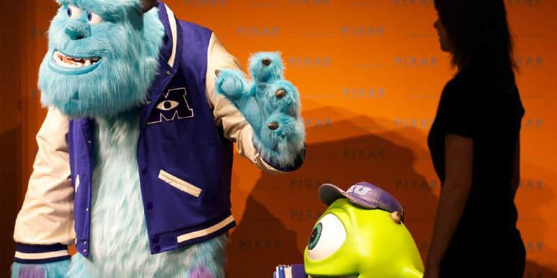 Rio de Janeiro vai receber exposição pelos 25 anos da Pixar 1