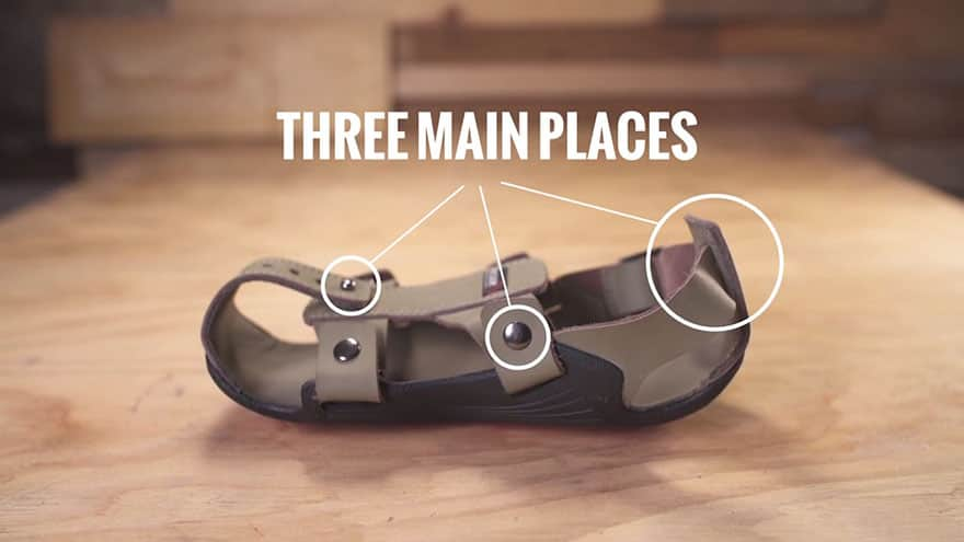 os calçados podem crescer 5 tamanhos e durar pelo menos 5 anos 4