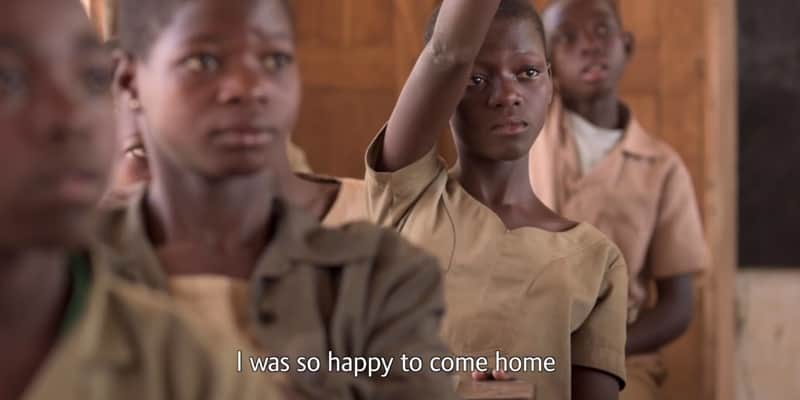 ONG muda a realidade de meninas que são traficadas e transformadas em escravas domésticas na África 2