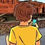 Como a 'Siri' se tornou melhor amiga de um garoto autista 8