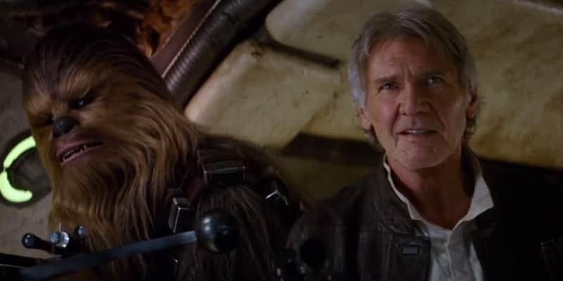 Prepare o coração: saiu o trailer do novo filme de Star Wars 6