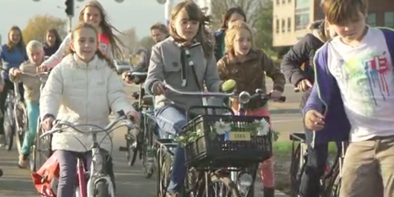 Conheça a primeira ciclovia do mundo que converte a energia solar em eletricidade 2