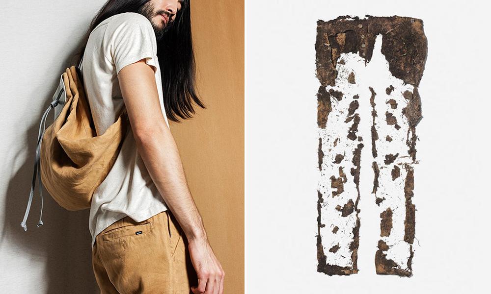 Primeira roupa 100% biodegradável pode ser usada como adubo 1