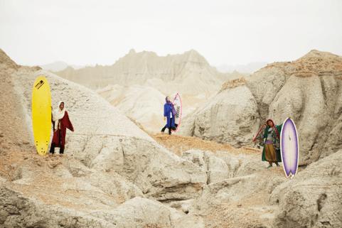 Mermaids-in-Iran
