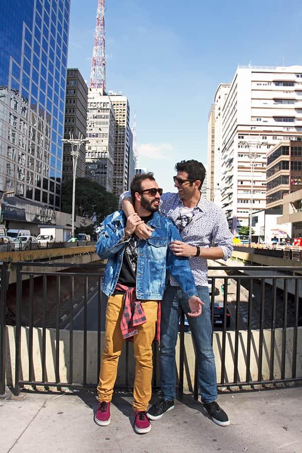 Rubens e Marcelo - 1