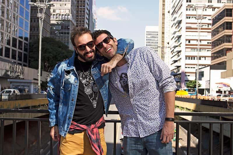 Rubens e Marcelo