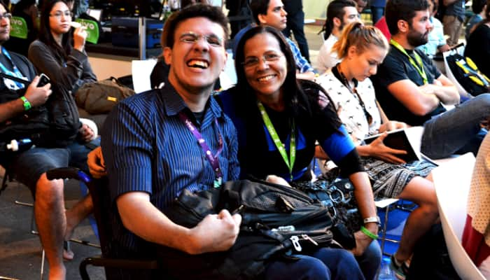 Brasileiro com paralisia cerebral desenvolve app sobre acessibilidade 1