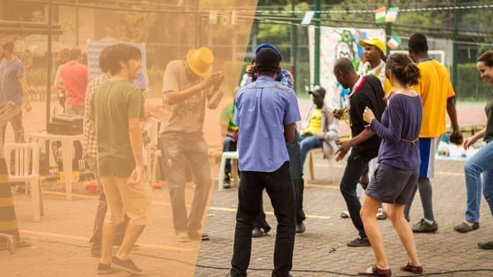 Projeto oferece cursos entre refugiados residentes no país e brasileiros 1