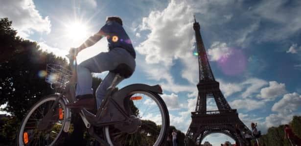 Na França, empresas pagam recompensa para quem for trabalhar de bike 2