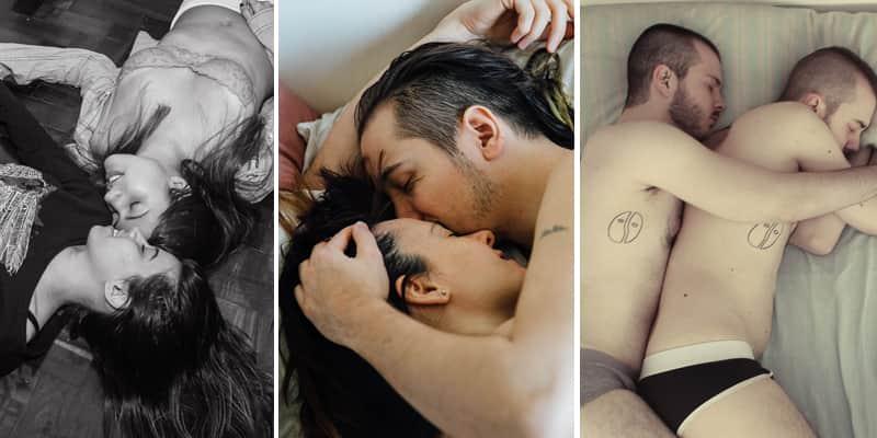 3 ensaios, 3 casais e uma coisa em comum: o amor (NSFW) 1