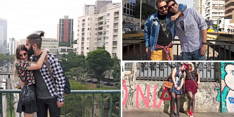 Casais reais participam da campanha do Dia dos Namorados da Endossa 5