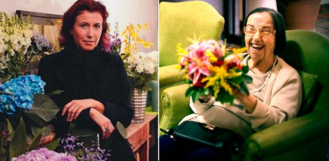 ONGs recolhem flores que iam para o lixo e transformam em arranjos para alegrar idosos em asilos 1