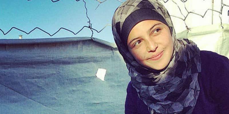 """""""Malala da Síria"""" luta contra o casamento de meninas com homens mais velhos em seu país 2"""