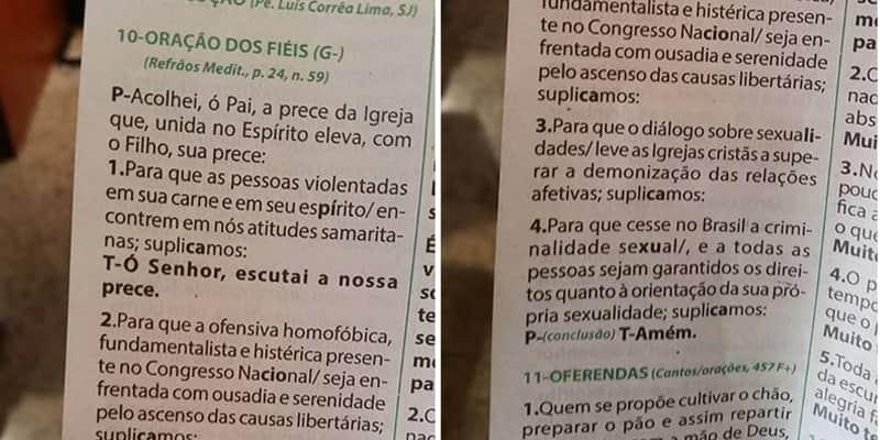 Oração de Igreja em SP pede por fim da homofobia histérica no Congresso Nacional 6