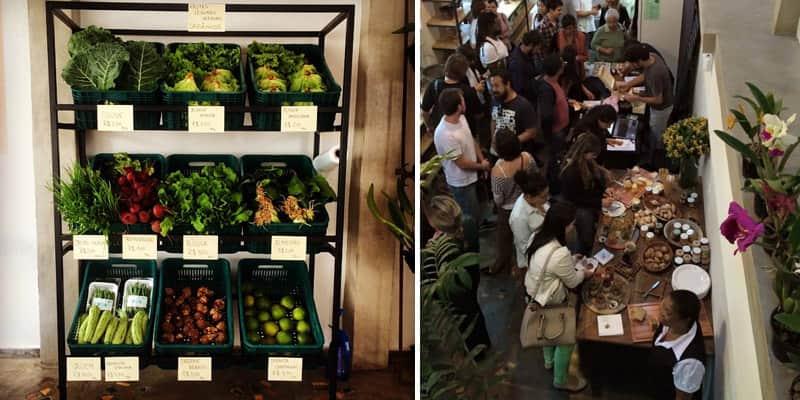 Loja em SP vende produtos orgânicos a preço de custo 1