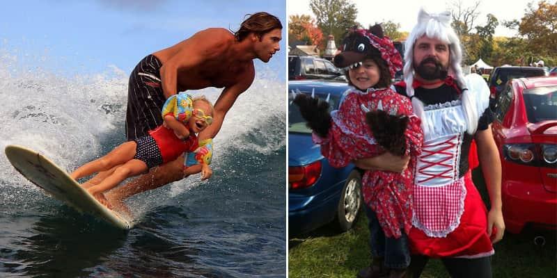 20 pais criativos mostram que a paternidade pode ser ainda mais divertida do que você pensa 4
