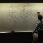 Garoto autista de 11 anos desenha mapas inteiros apenas com referência de memória 7