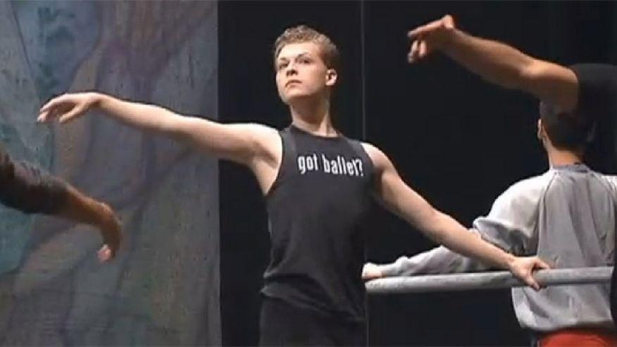 Jovem com autismo severo tem sua vida salva através do balé 3