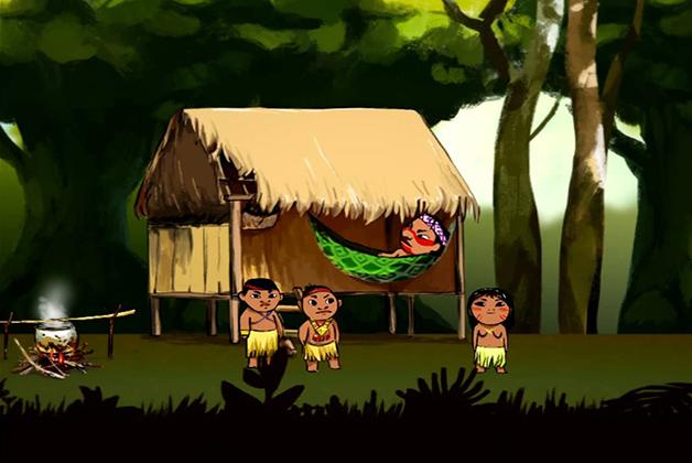 Para levar adiante sua cultura, tribo indígena desenvolve game sobre sua própria história 3