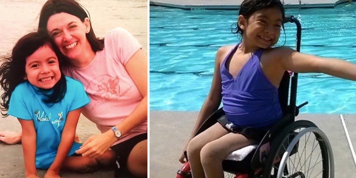 Menina de 8 anos resgatada de pais cruéis escreve a carta mais doce para seus salvadores 1