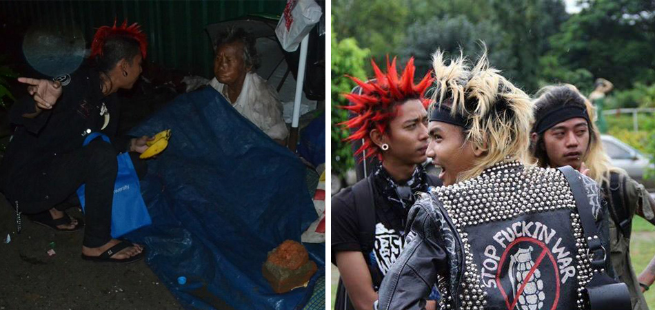 Punks de Myanmar se unem para alimentar moradores de rua do país 3