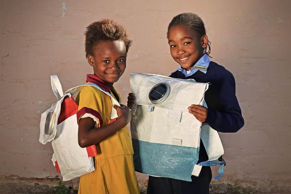 Mochila-solar-Schoolbag